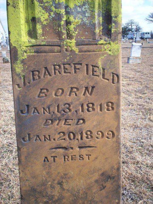 Jasper Barefield