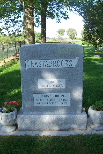 Archibald Dewey Eastabrooks