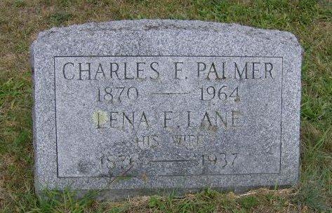 Charles Fredrick Palmer