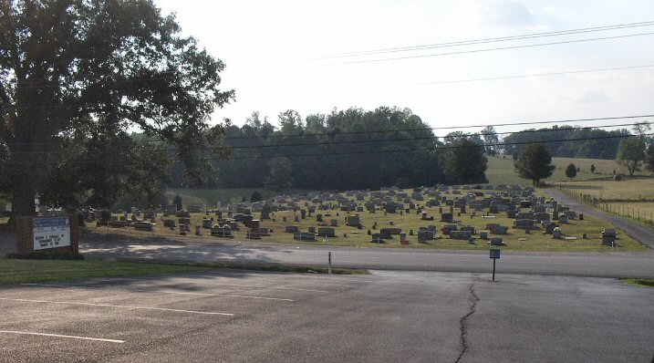 Fairview Cumberland Presbyterian Church Cemetery