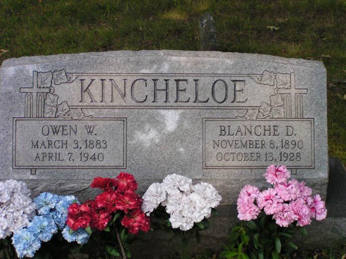 Blanche <i>Delazier</i> Kincheloe
