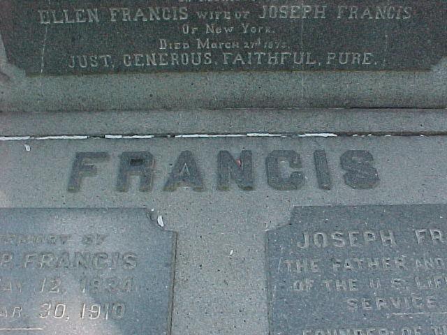 Sir Joseph Francis