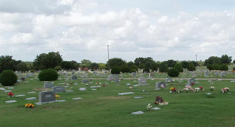 Taylor City Cemetery