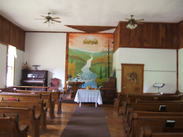 Blue River Chapel Cemetery