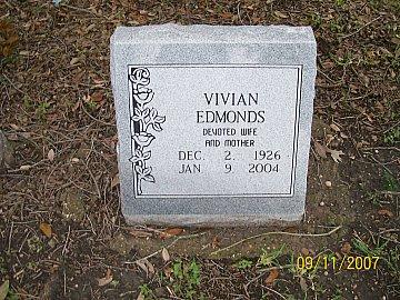 Willie Vivian <i>Edmonds</i> Severen