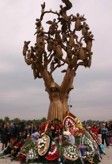 Beslan Cemetery