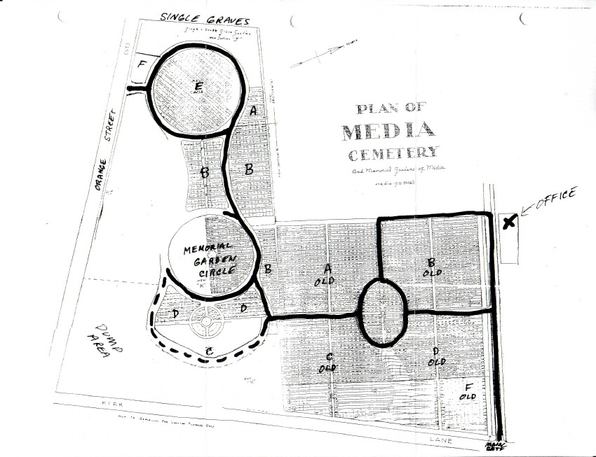 Media Cemetery