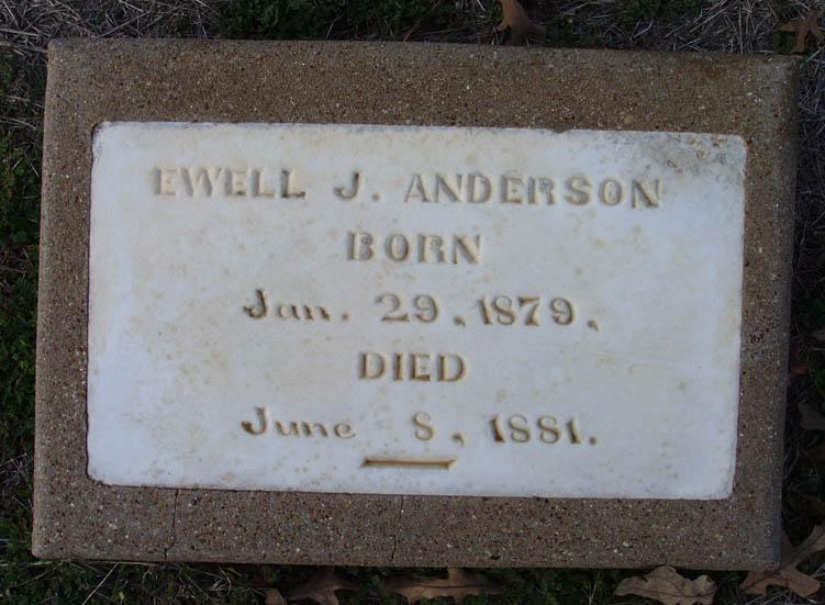 Ewell J. Anderson