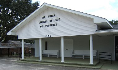 Mount Green Church of God of Prophecy Cemetery