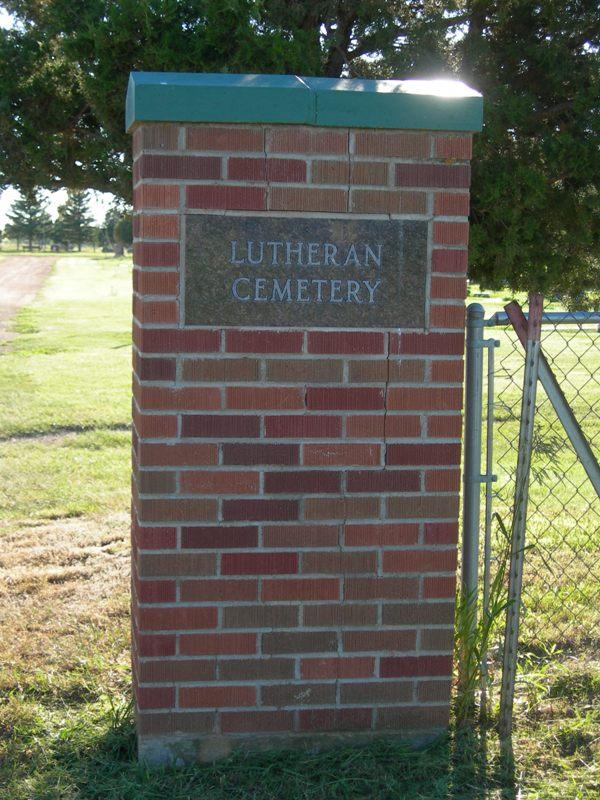 Beach Lutheran Cemetery