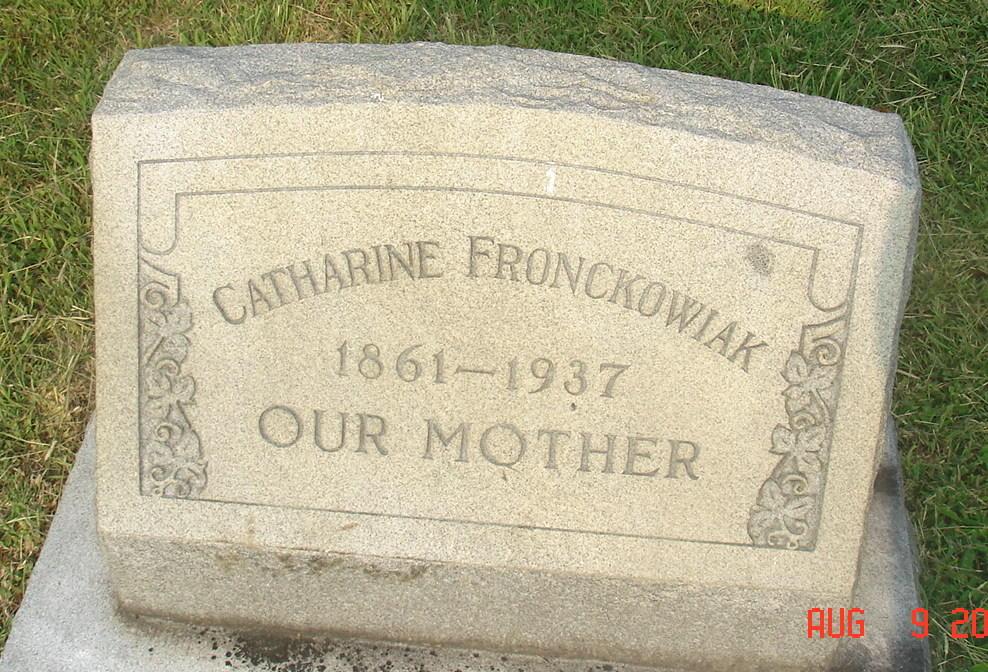 Catharine Fronckowiak