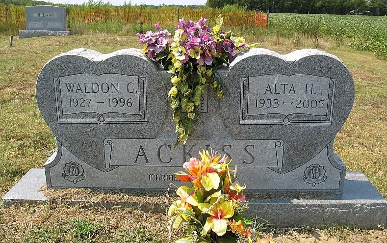 Waldon George Ackiss