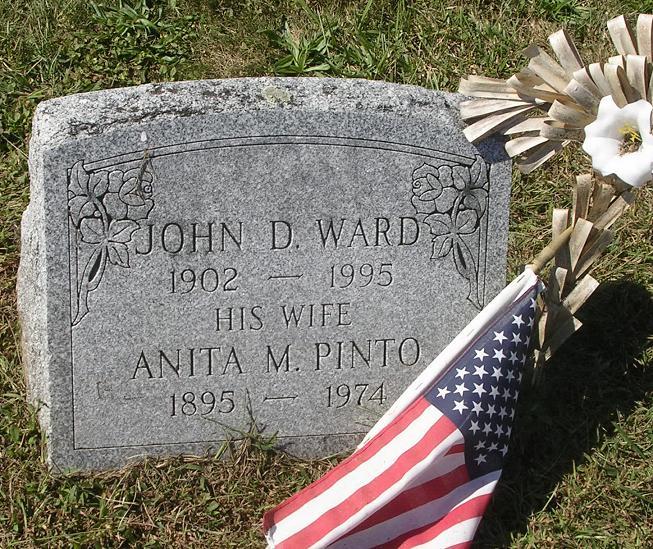 Anita M. <i>Pinto</i> Ward