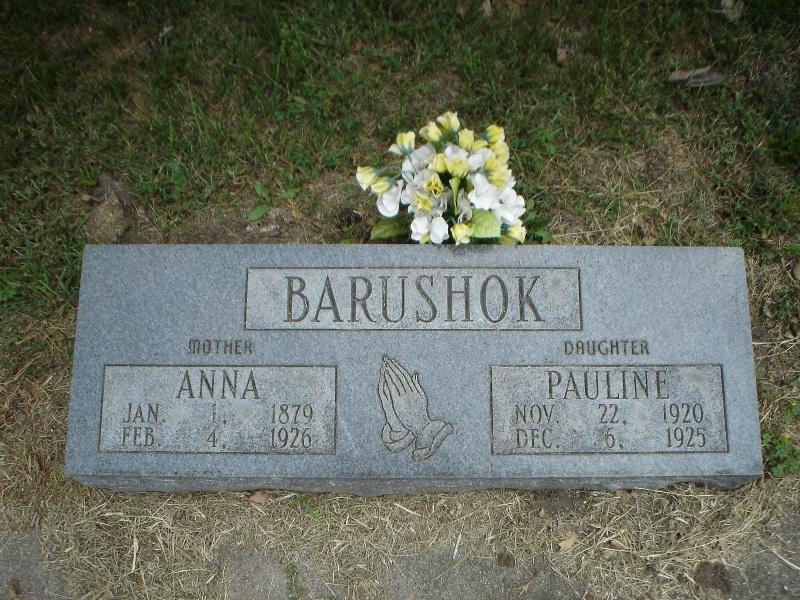 Pauline Barushok