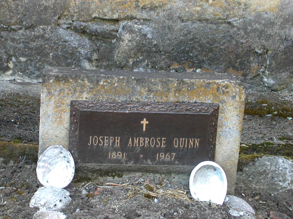 Joseph Ambrose Quinn