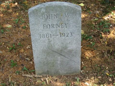 John W. Forney