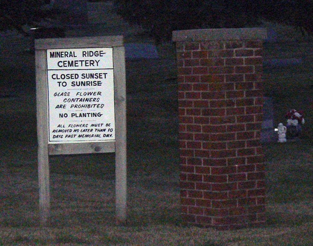 Mineral Ridge Cemetery