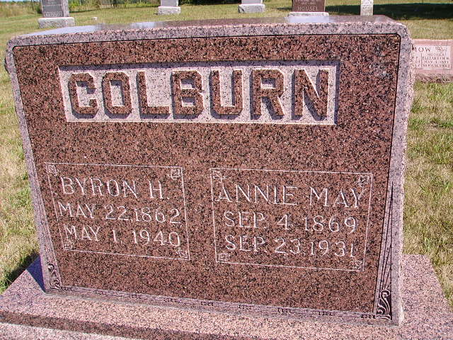 Byron H Colburn