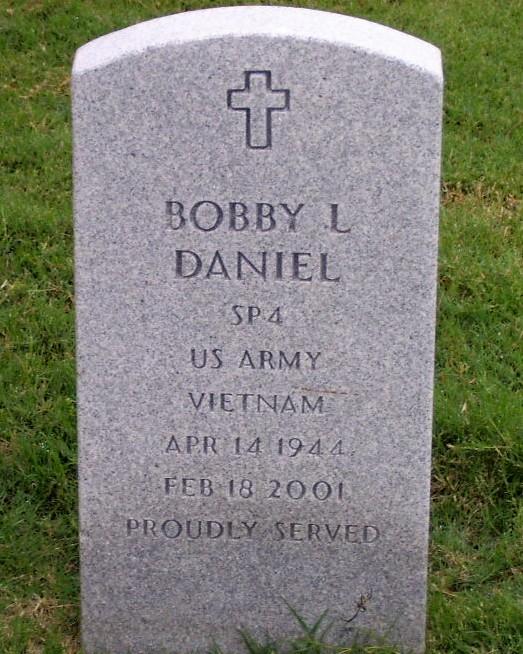 Bobby L Daniel
