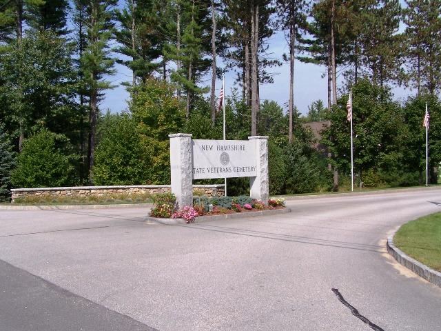 New Hampshire State Veterans Cemetery