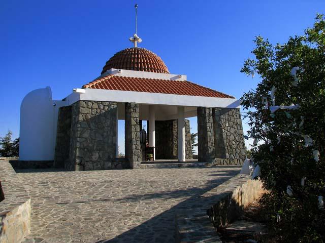 Throni Mountain Tomb