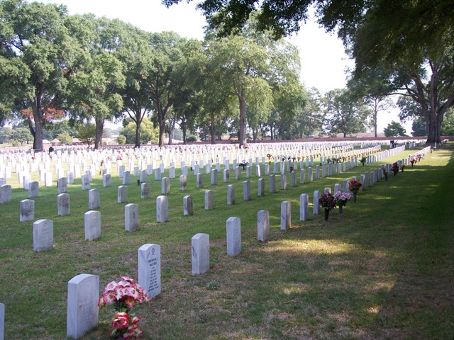 Fort Benning Post Cemetery