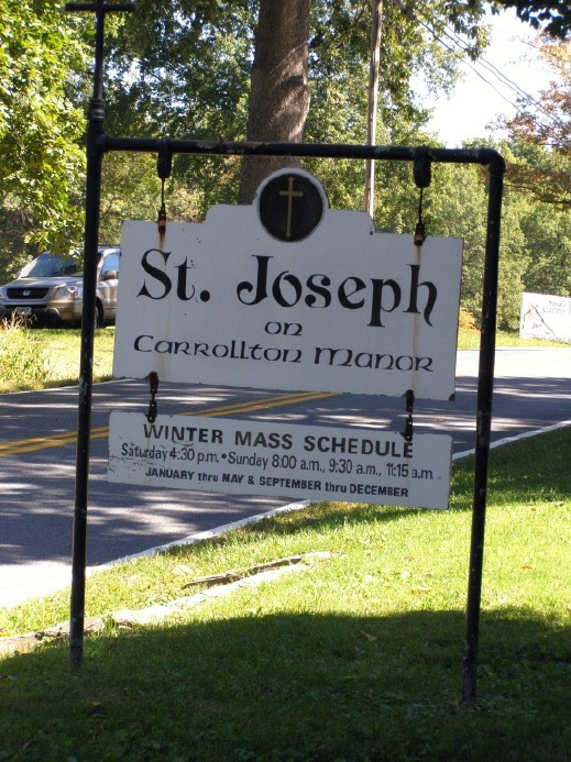 100 Irish Catholics Chesapeake & Ohio Canal Mass Grave Memorial
