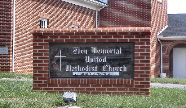 Zion Memorial United Methodist Church Cemetery