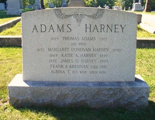 Albina T <i>Harney</i> Brennan