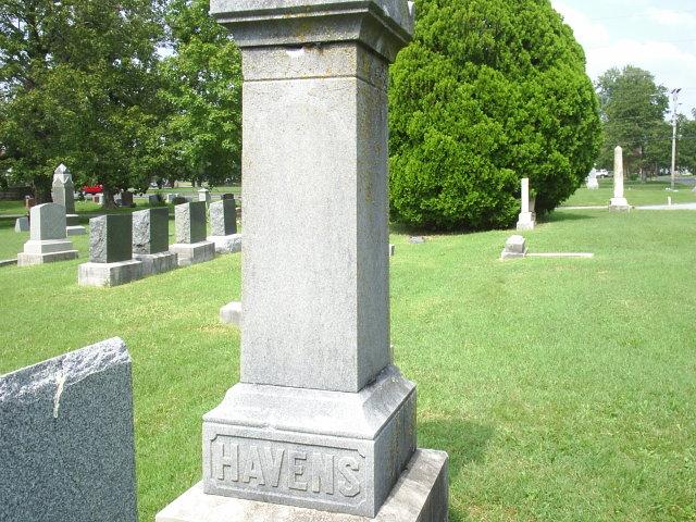 Eveline <i>Galloway</i> Havens