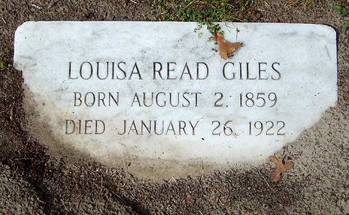 Louisa Read Giles