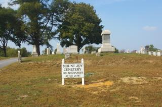 Mount Joy Cemetery