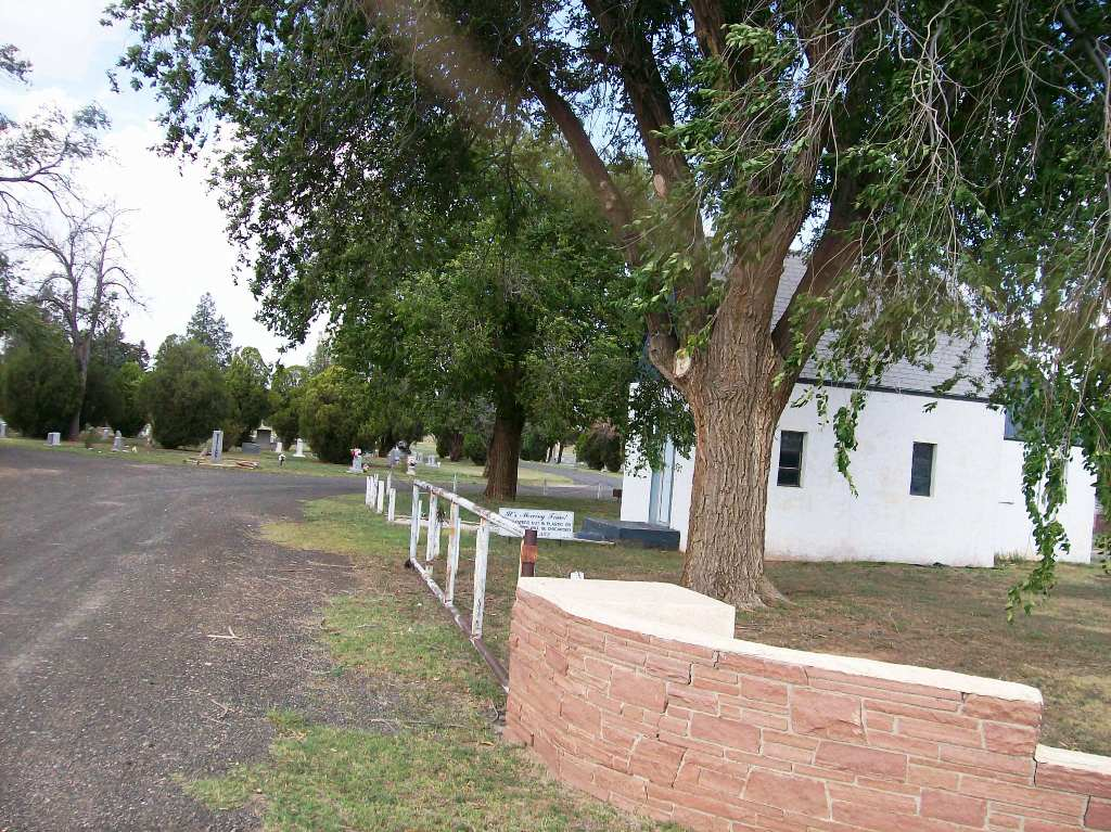Mission Garden of Memories Cemetery
