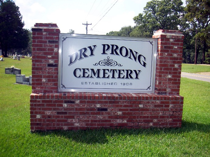 Dry Prong Cemetery