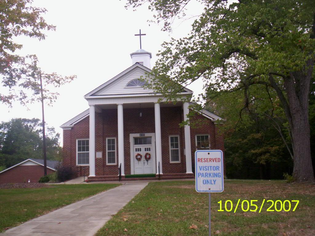 Deep River Baptist Church Cemetery