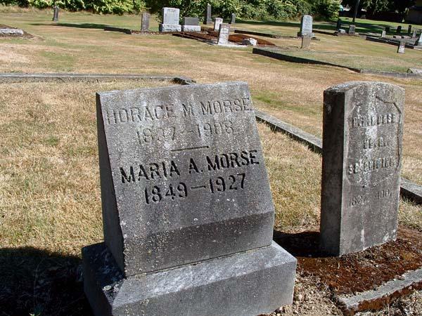 SGT Horace Monroe Morse