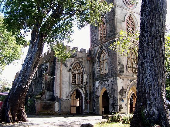 Saint Johns Parish Church Cemetery