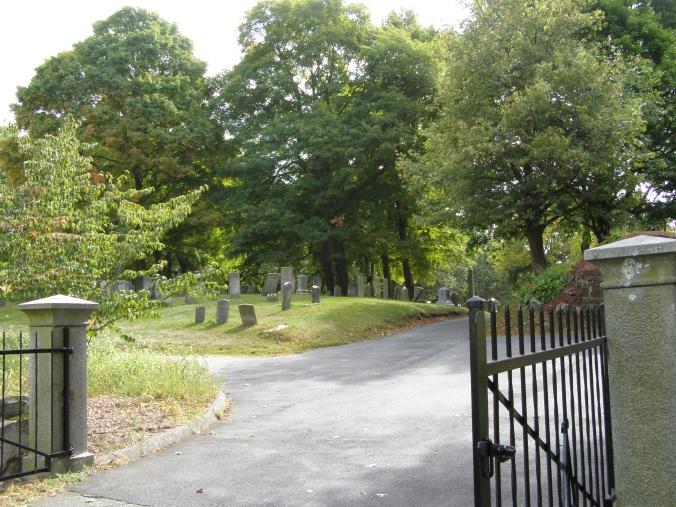 Newell Burying Ground