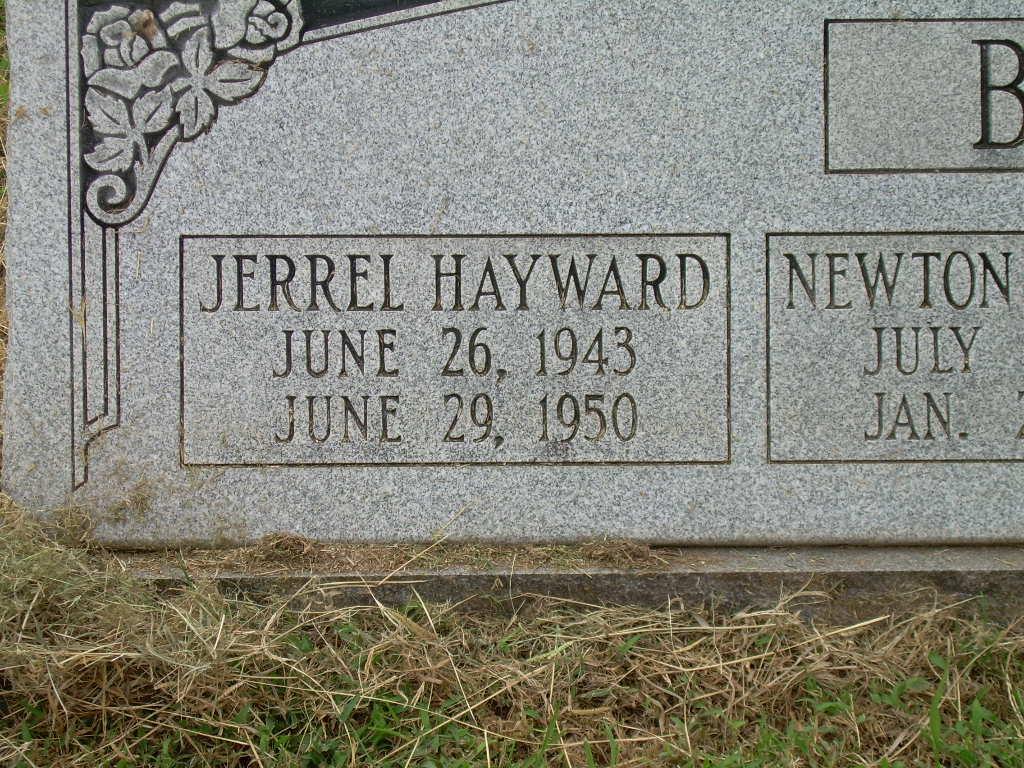 Jerrell Hayward Billings