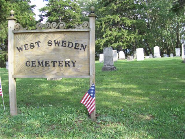 West Sweden Cemetery