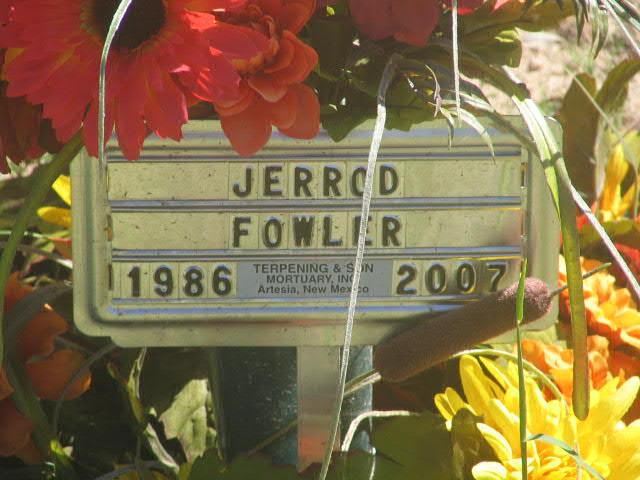 Jerrod Lee Fowler