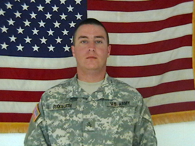 Sgt Eric Thomas Duckworth