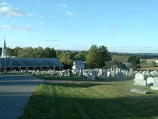 Washingtonville Lutheran Cemetery