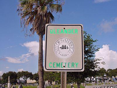 Oleander Cemetery