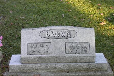 Evelyn Rose <i>DeClercq</i> Brown