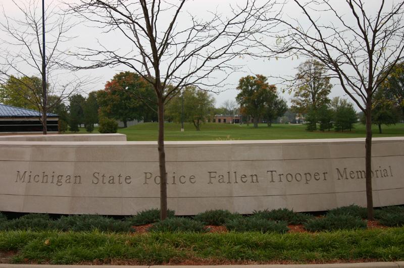 Fallen Trooper Memorial in Lansing, Michigan - Find A Grave