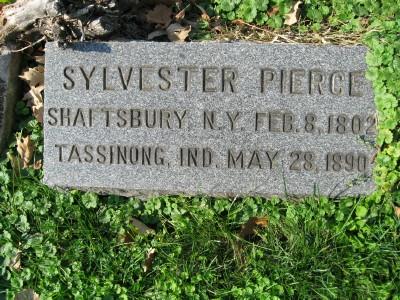 Sylvester Pierce