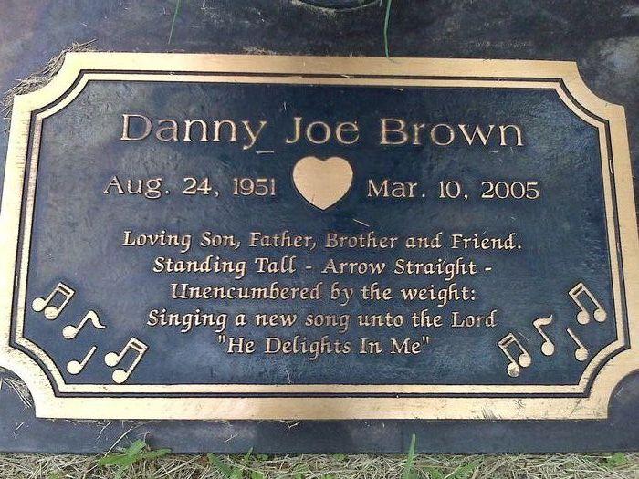 Danny Joe Brown