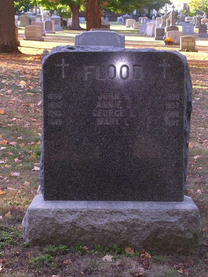 Mary L Flood