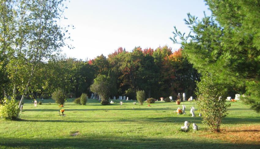 New Rural Cemetery